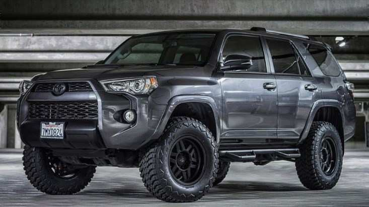 48 Best 2020 Toyota 4Runner New Concept