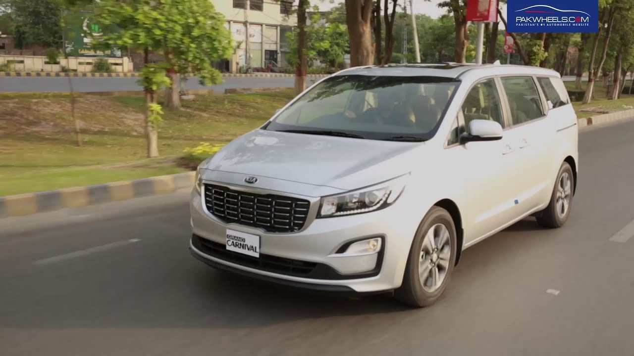 48 Best Kia Grand Carnival 2019 Review Price Design And Review