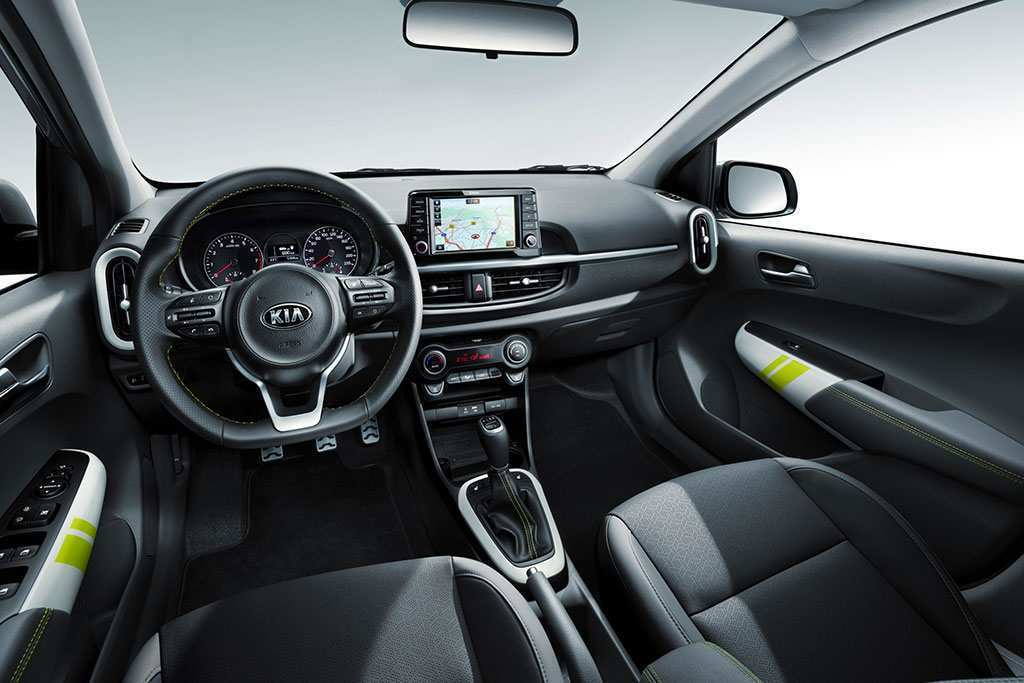 48 Best Kia Picanto 2019 Xline Exterior And Interior