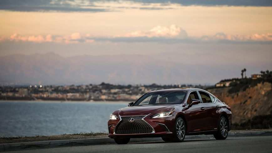 48 Best Lexus 2019 Review Exterior And Interior
