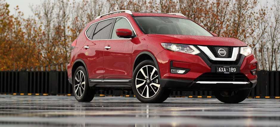 48 Best Nissan X Trail 2019 Review Interior
