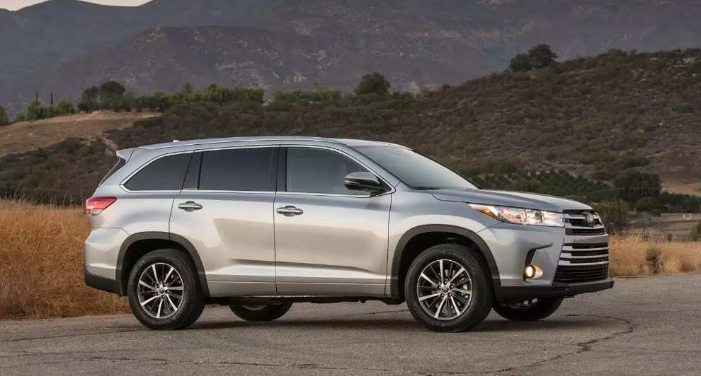 48 Best Toyota Highlander 2020 Price Concept And Review