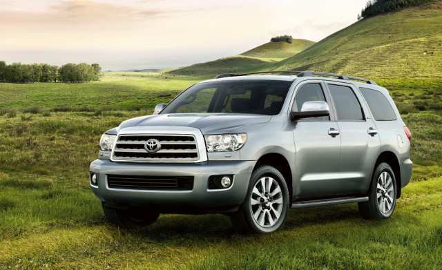 48 Best Toyota Sequoia 2019 Redesign Exterior