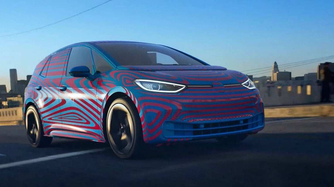 48 Best Volkswagen Electric Vehicles 2020 Wallpaper