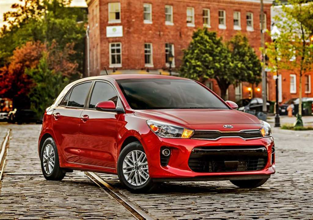 48 New 2019 All Kia Rio Performance
