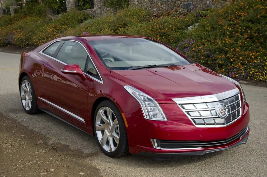 48 New 2019 Cadillac ELR Photos