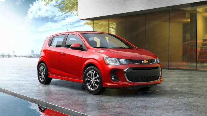 48 New 2019 Chevrolet Spark Specs And Review