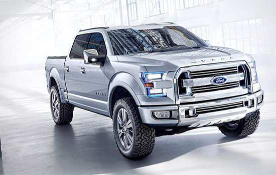 48 New 2019 Ford Atlas Engine First Drive