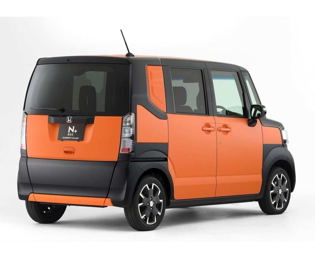 48 New 2019 Honda Element Release