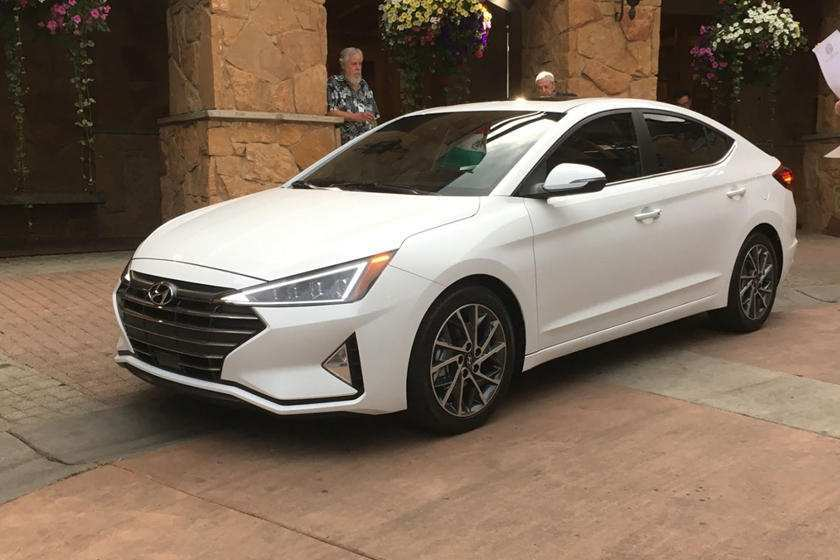 48 New 2019 Hyundai Elantra New Review