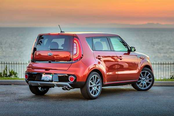 48 New 2019 Kia Soul Awd Specs