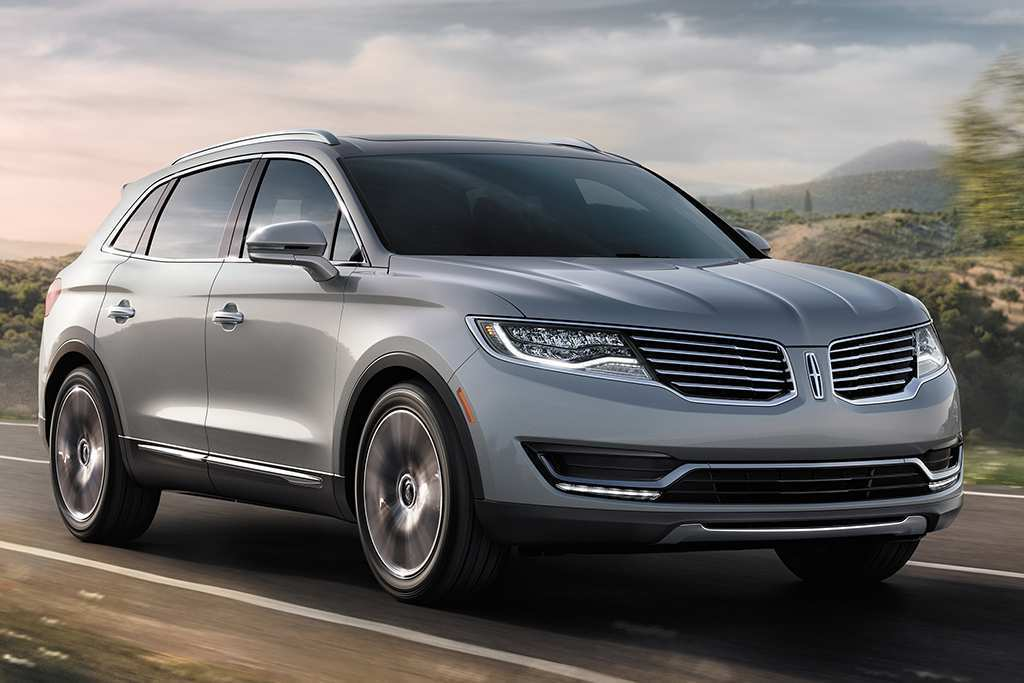 48 New 2019 Lincoln MKX Photos