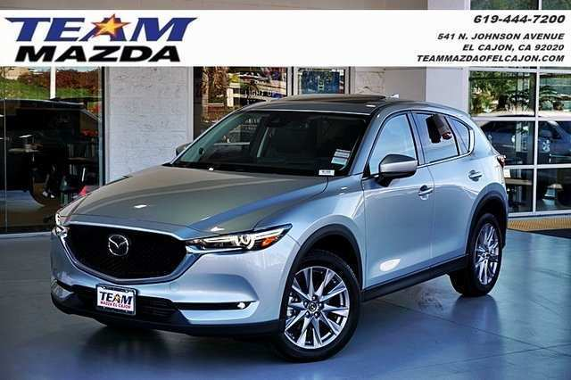 48 New 2019 Mazda CX 5 Redesign And Review