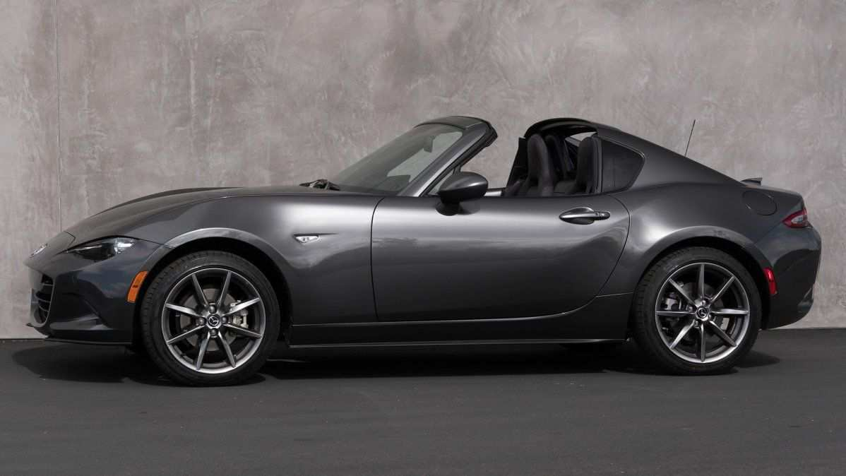 48 New 2019 Mazda MX 5 Miata Interior