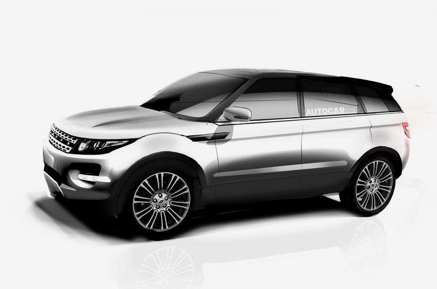48 New 2019 Range Rover Evoque Xl Exterior And Interior