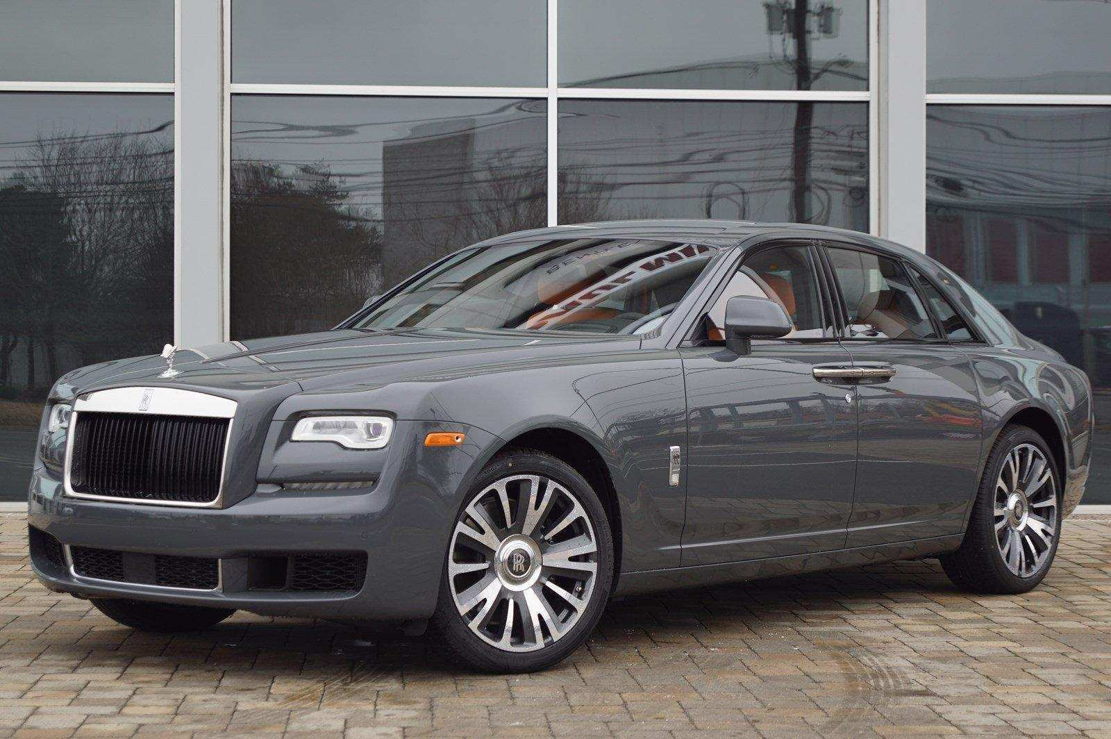 48 New 2019 Rolls Royce Phantoms Speed Test