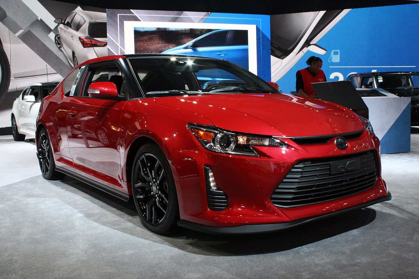 48 New 2019 Scion Tced History
