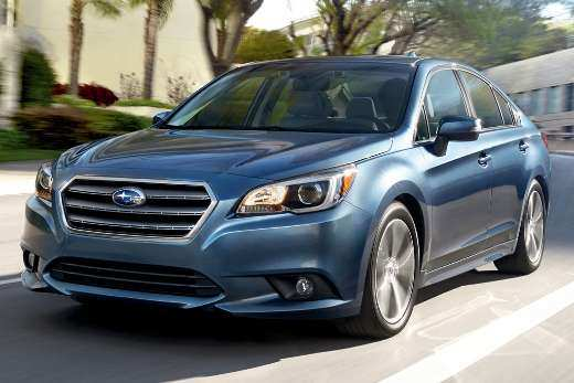 48 New 2019 Subaru Legacy Redesign And Review