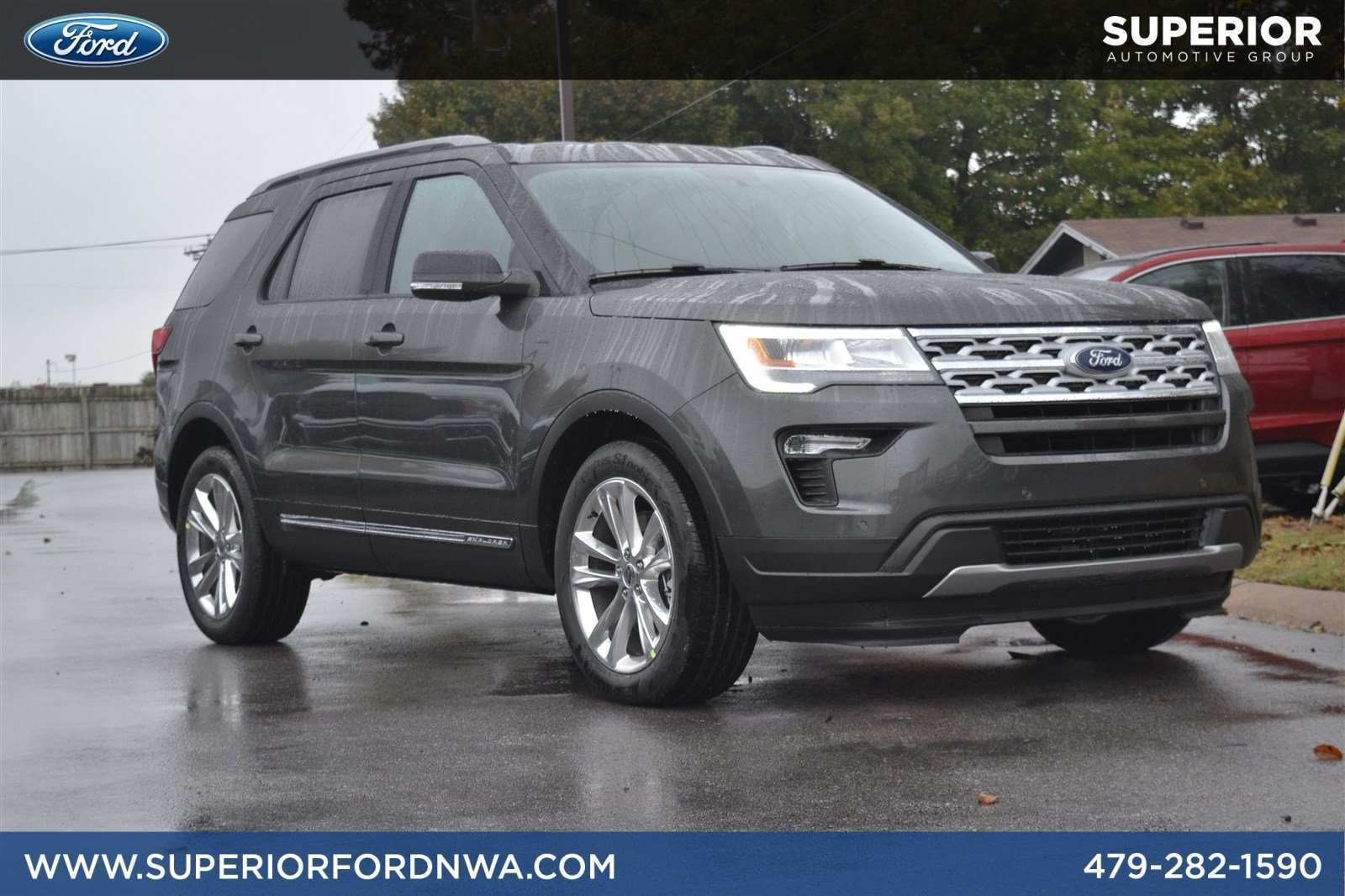 48 New 2019 The Ford Explorer Performance