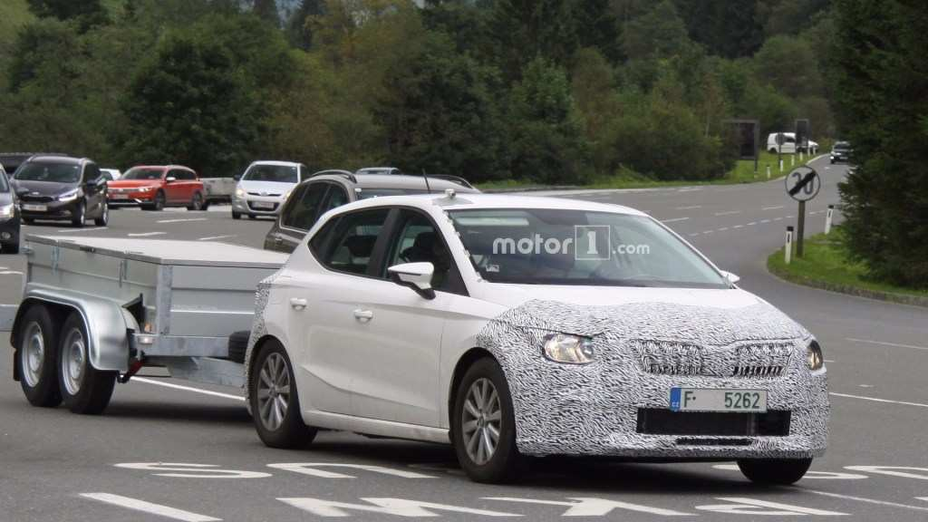 48 New 2019 The Spy Shots Skoda Superb Pricing