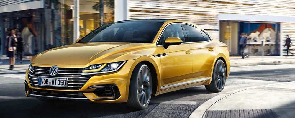 48 New 2019 Volkswagen Arteon Release Date Price And Release Date