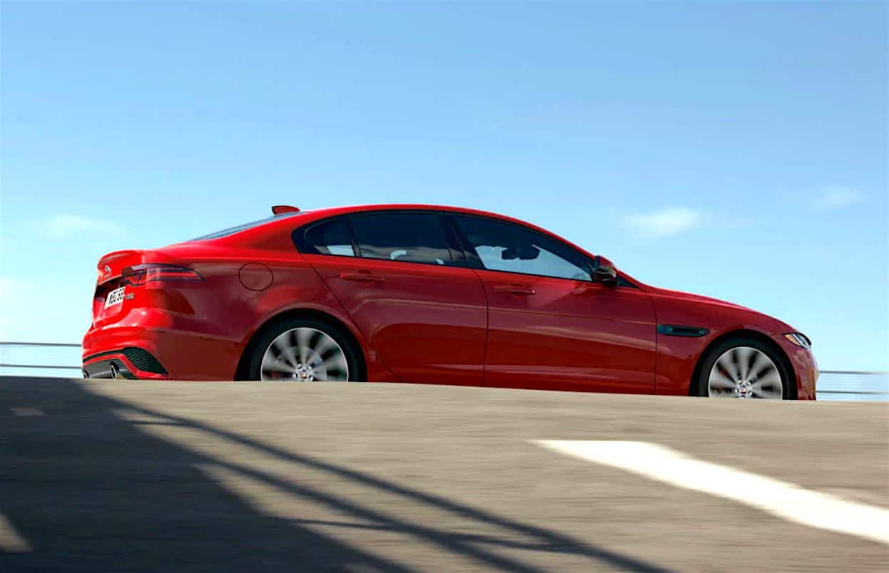 48 New 2020 All Jaguar Xe Sedan Images