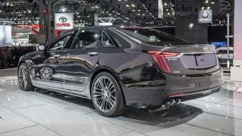 48 New 2020 Cadillac CT6 Pictures