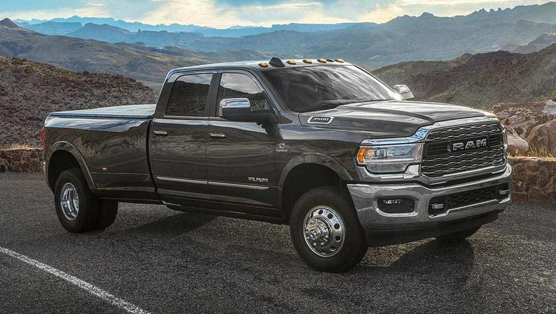 48 New 2020 Dodge Ram 3500 Performance And New Engine