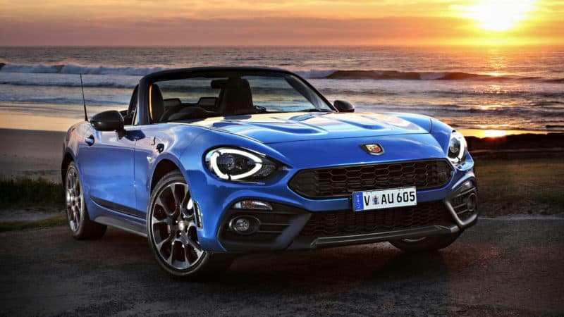 48 New 2020 Fiat Spider History