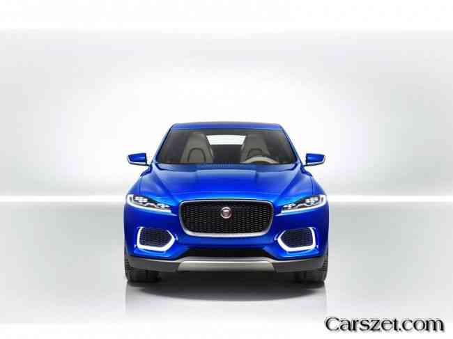 48 New 2020 Jaguar C X17 Crossover First Drive