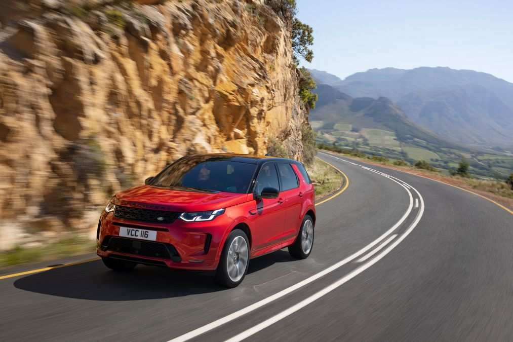 48 New 2020 Land Rover Discovery Sport Price