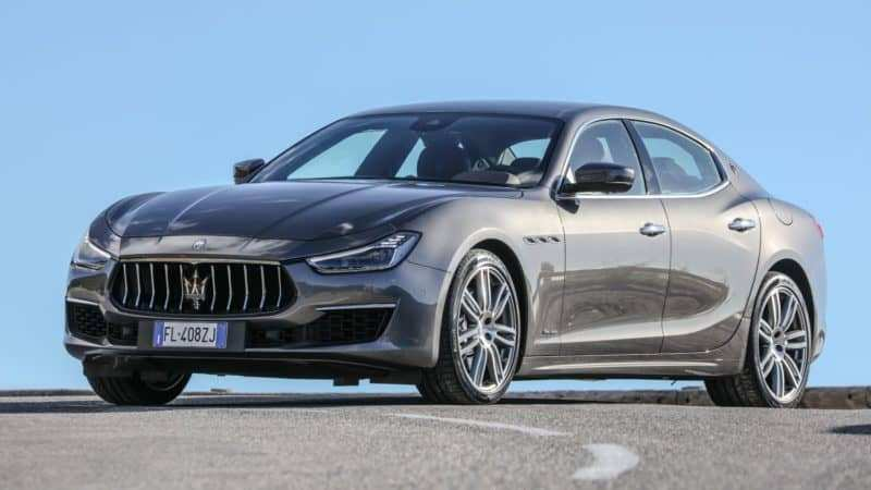 48 New 2020 Maserati Quattroportes Performance