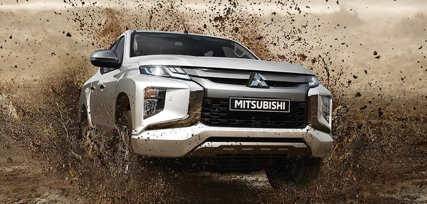48 New 2020 Mitsubishi Triton Spy Shoot
