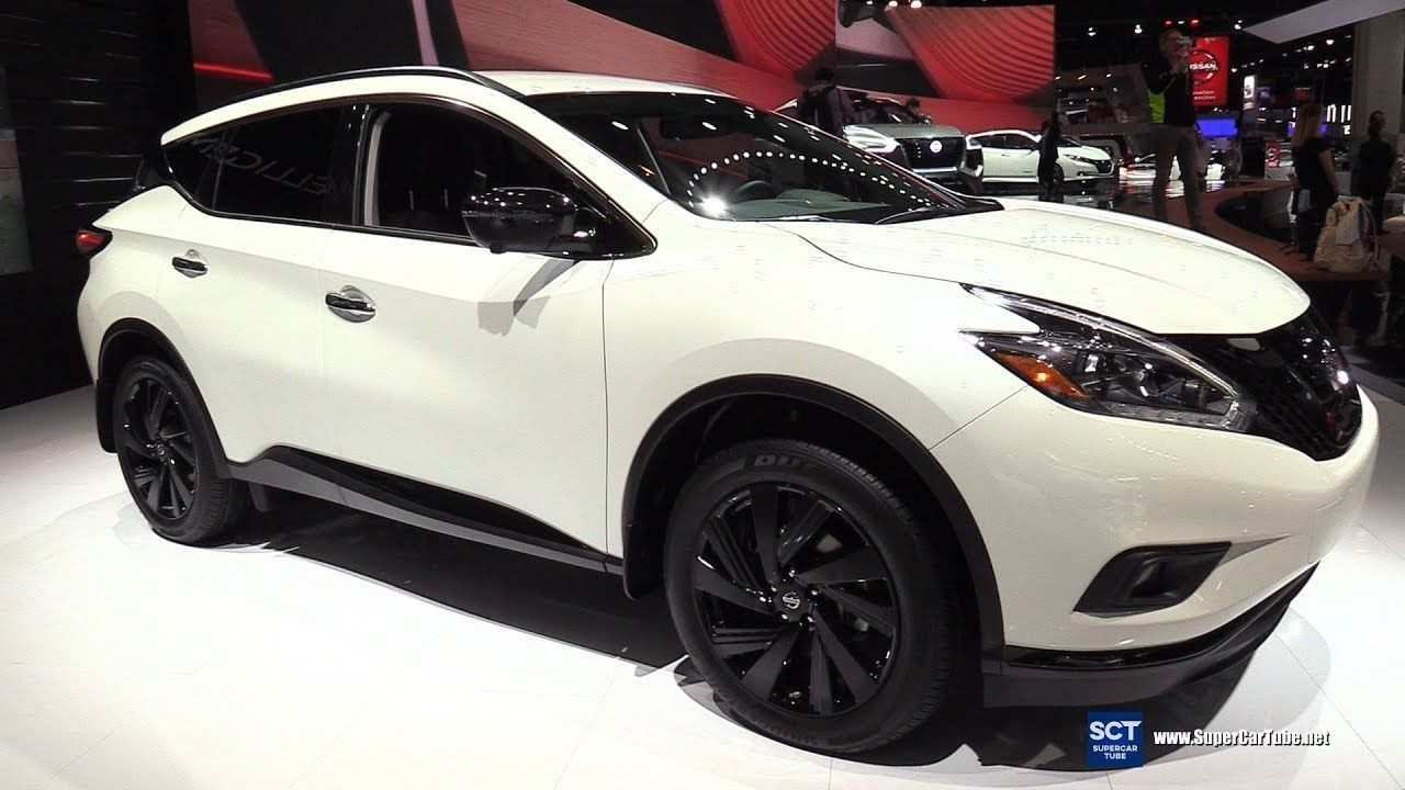 48 New 2020 Nissan Murano Spesification