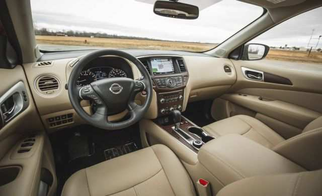 48 New 2020 Nissan Pathfinder Hybrid Research New