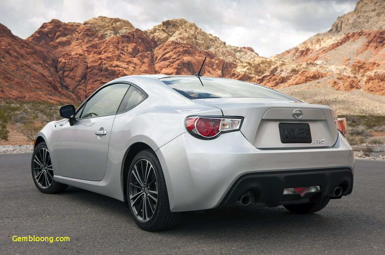 48 New 2020 Scion FR S Sedan Picture
