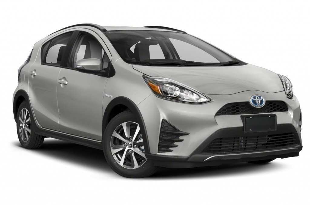 48 New 2020 Spy Shots Toyota Prius Price And Release Date