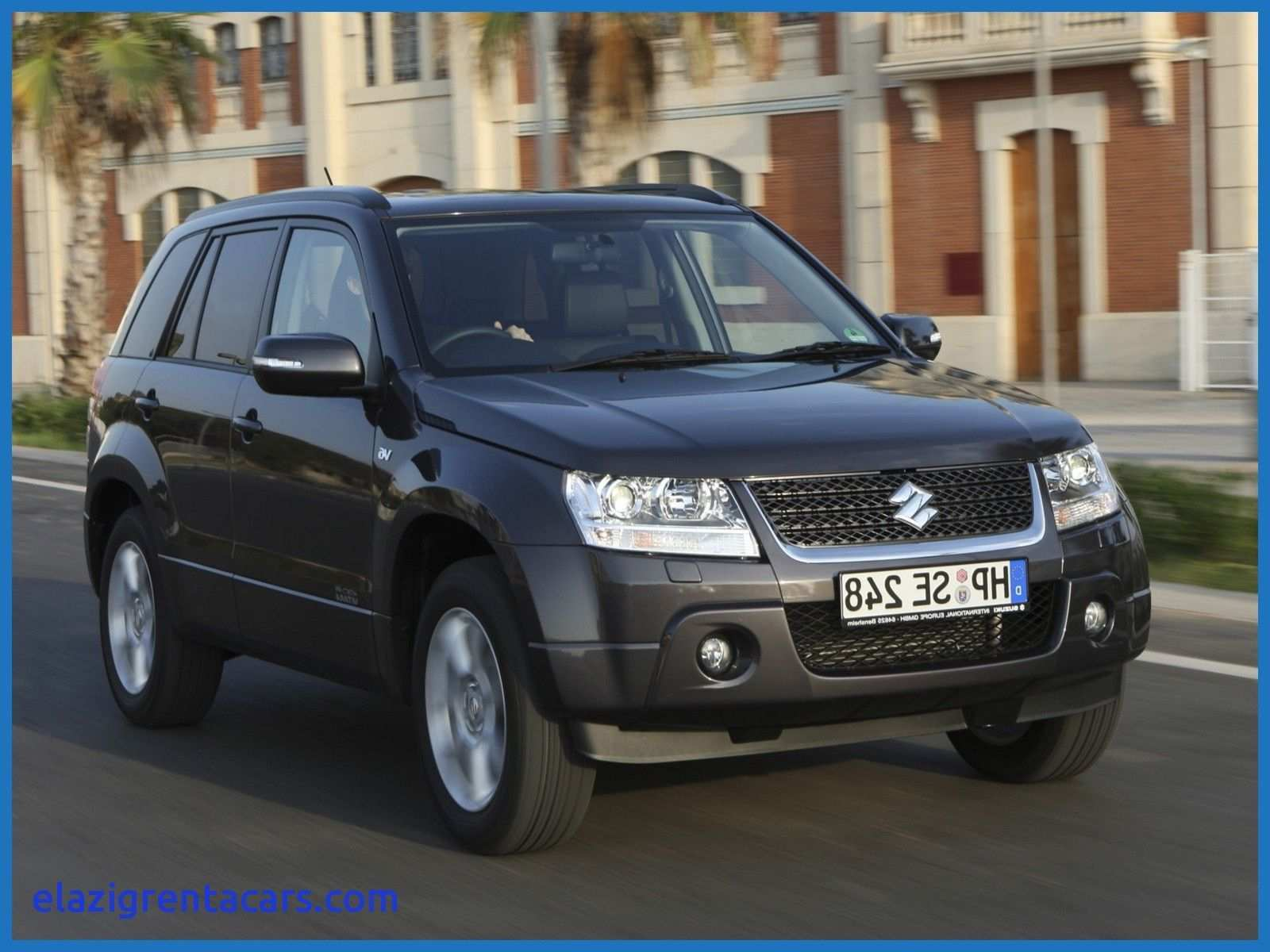 48 New 2020 Suzuki Grand Vitara Preview Engine