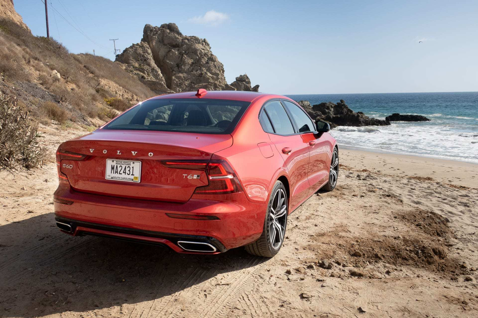 48 New 2020 Volvo S60 Release Date And Concept