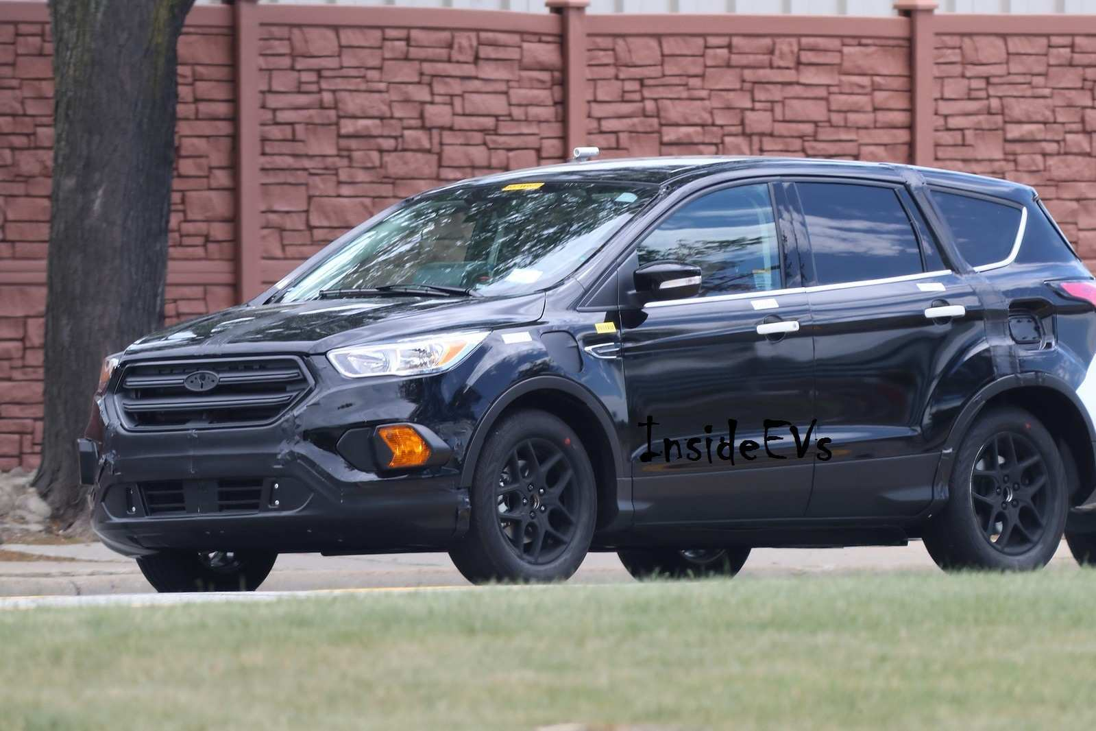 48 New Spy Shots Ford Fusion New Model And Performance