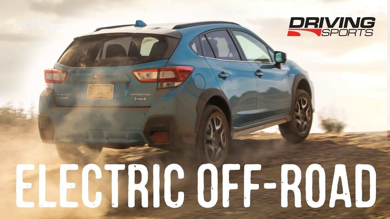 48 New Subaru Electric Car 2019 Performance And New Engine