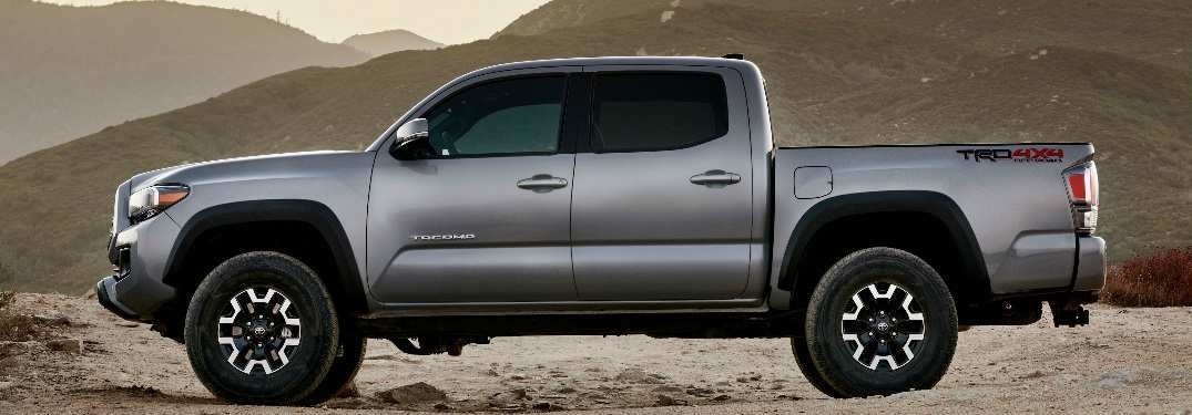48 New Toyota Tacoma 2020 Release Date New Review