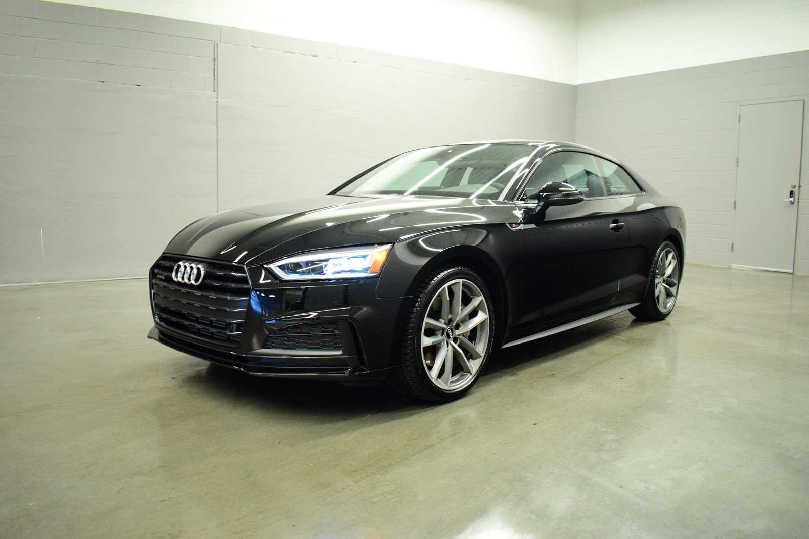 48 The 2019 Audi A5 Coupe Style