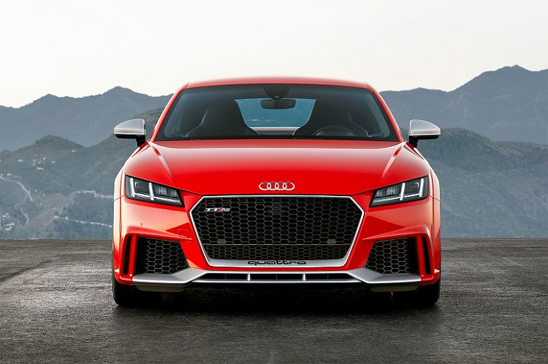 48 The 2019 Audi Tt Rs Images