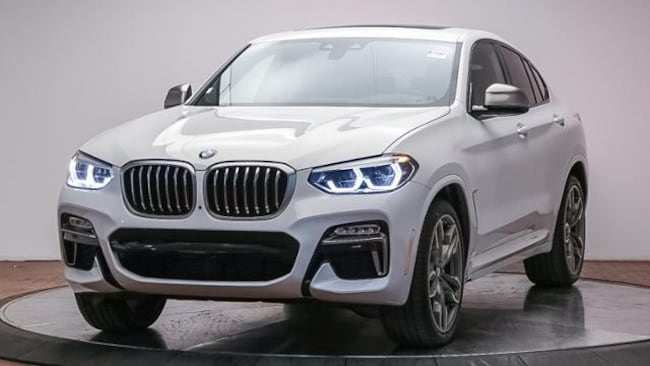 48 The 2019 BMW X4 Picture