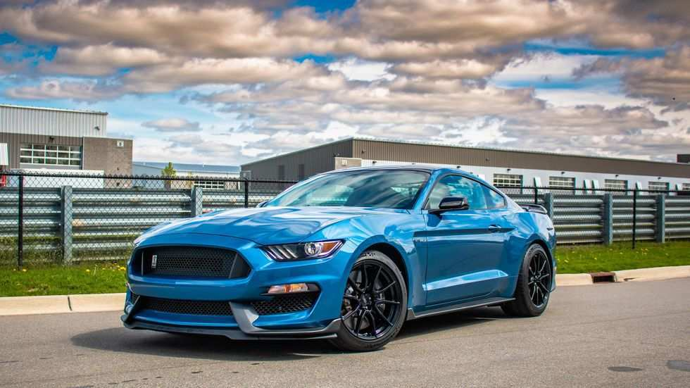 48 The 2019 Ford Mustang Shelby Gt 350 Redesign And Review