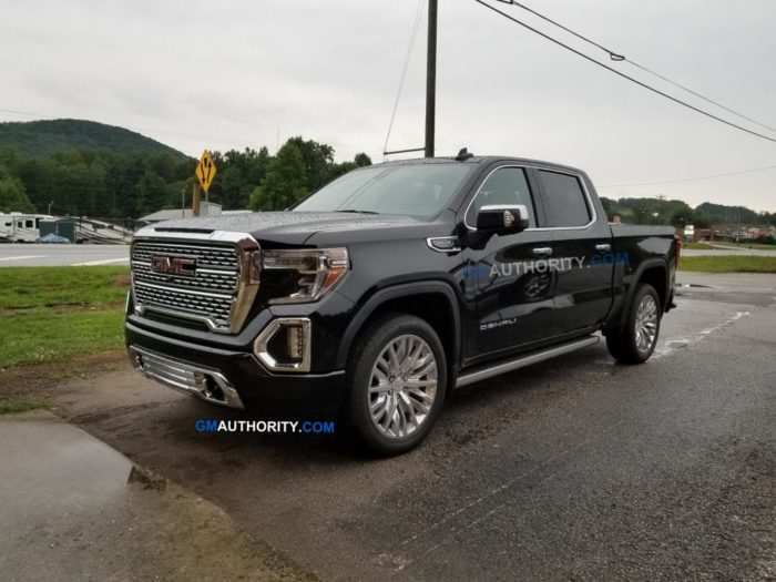 48 The 2019 Gmc Sierra Denali 1500 Hd Prices