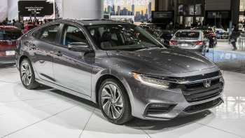 48 The 2019 Honda Insight Spesification