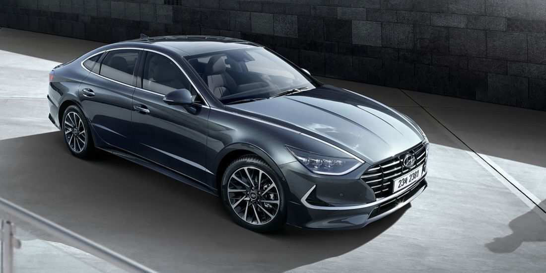 48 The 2019 Hyundai Sonata Hybrid Sport Reviews