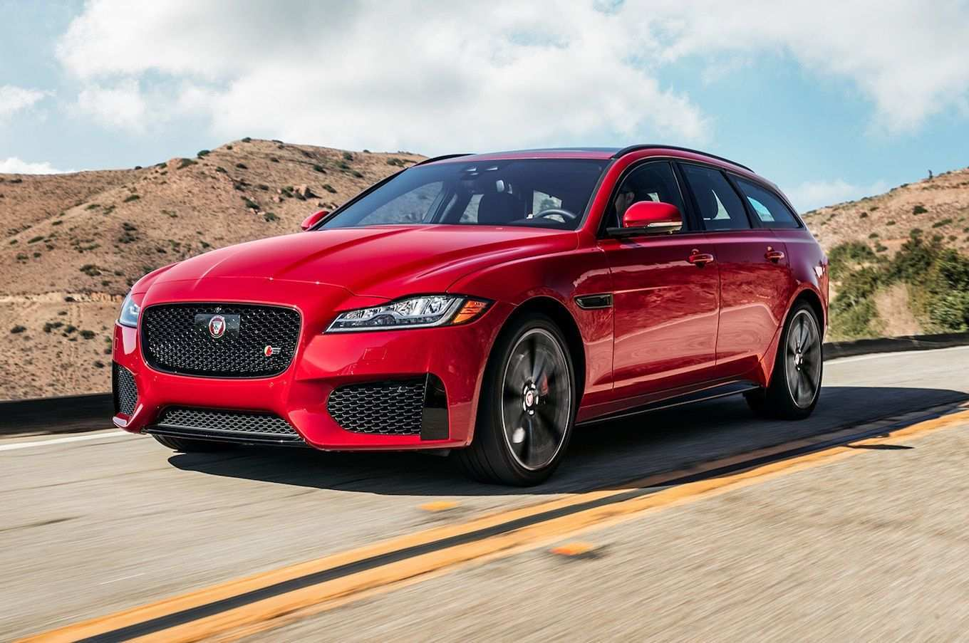 48 The 2019 Jaguar Station Wagon Picture